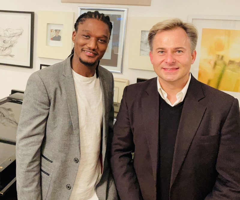 BWW Interview: Steinway Pianist Charl Du Plessis To Perform in Aardklop Aubade Concert Series
