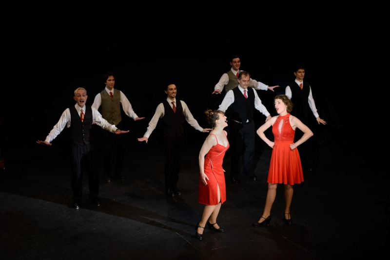 BWW Review: VICTOR CUNO'S BROADWAY CABARET at Théâtre des Voyageurs