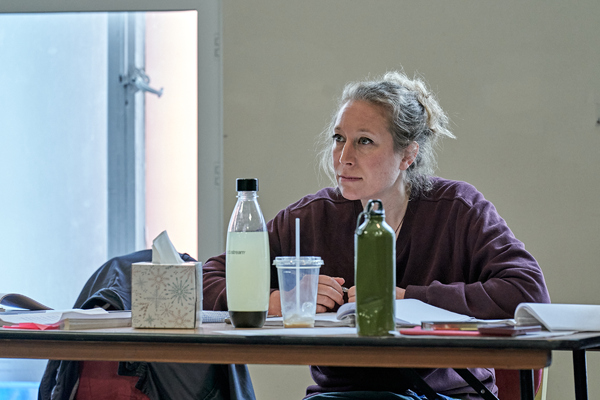 Photos: Inside Rehearsal For BACH & SONS at the Bridge Theatre