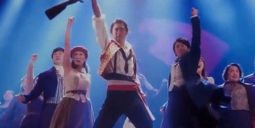 VIDEO: LES MISERABLES Opens In Tokyo Photo
