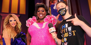 Drag Superstars Willam and Latrice Preview West End's DEATH DROP Video