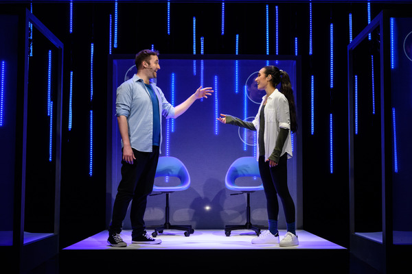 Photos: Production Shots Released for PUBLIC DOMAIN Opening in the West End