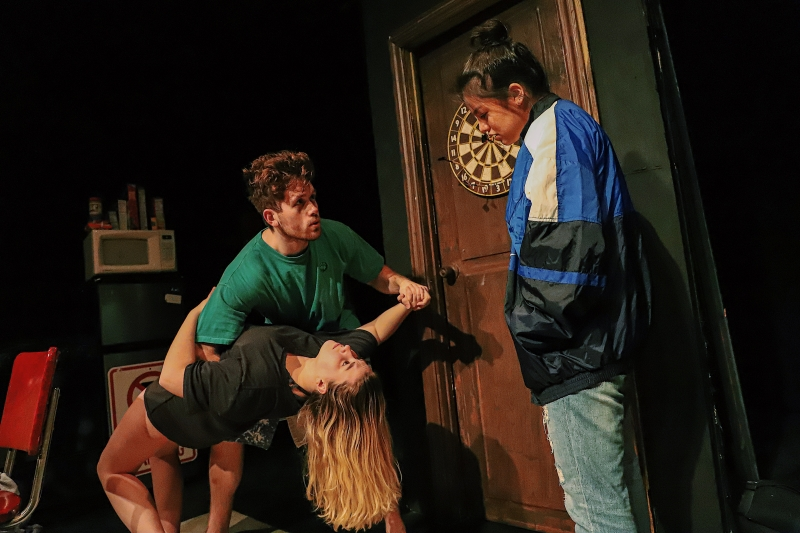 BWW Review: Never Losing Hope With SEX, SHOPLIFTING AND ROCK & ROLL at Theater For The New City