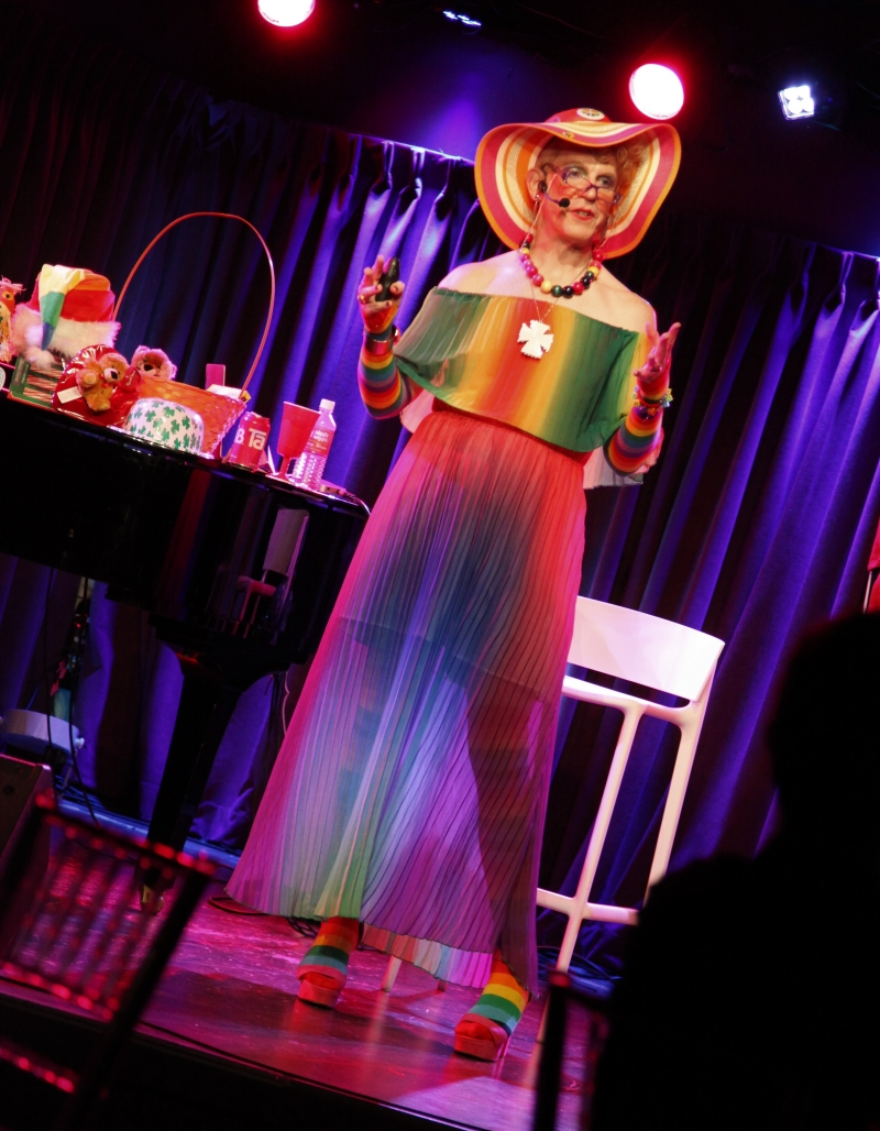 BWW Review: Leola's LADY LAND is OPEN 4 BIZNESS at The Green Room 42