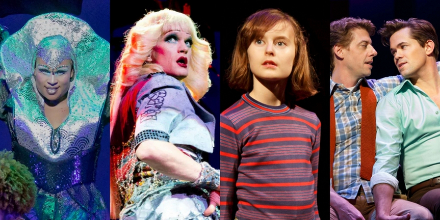 BroadwayWorld Celebrates Pride: Top 10 LGBTQ+ Musicals! Photo