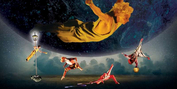 BWW REVIEW: Antoine de Saint-Exupéry's THE LITTLE PRINCE Comes To Life With Dance, Acrobat Photo