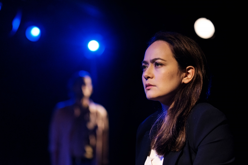 BWW REVIEW: THE LINDEN SOLUTION Highlights The Dangers Of An Apathetic Society Content To Watch As Others Takeover How Their Societies Are Run.