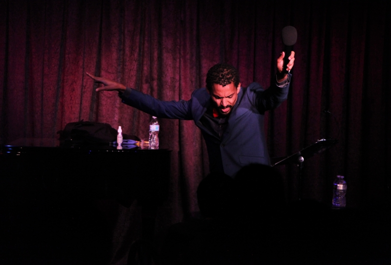 BWW Review: David LaMarr & Darnell White: FULLY VACCINATED Is Artistic Entertainment Fully Perfected
