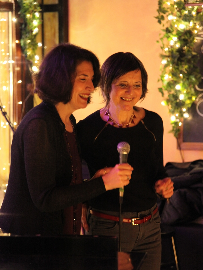 BWW Review: Meg Flather and Tracy Stark Bring Life, Love, and Girl Power to The West Bank Cafe