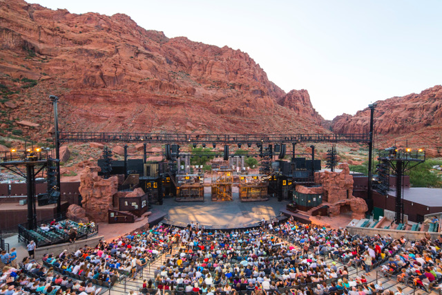 BWW Interview: How Tuacahn's Safety Plan Led To An Equity Approved Full Summer Season