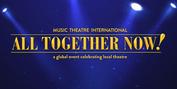Stephen Sondheim, Alan Menken, Sara Bareilles and More Donate Songs to MTI's ALL TOGETHER  Photo