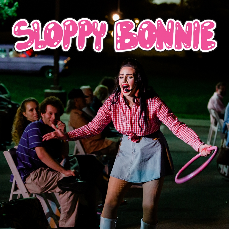 BWW Review: Outrageously Camp SLOPPY BONNIE Trades on Stereotypes and Cliches