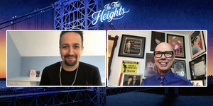 Lin-Manuel Miranda Reflects on IN THE HEIGHTS, Then and Now! Video