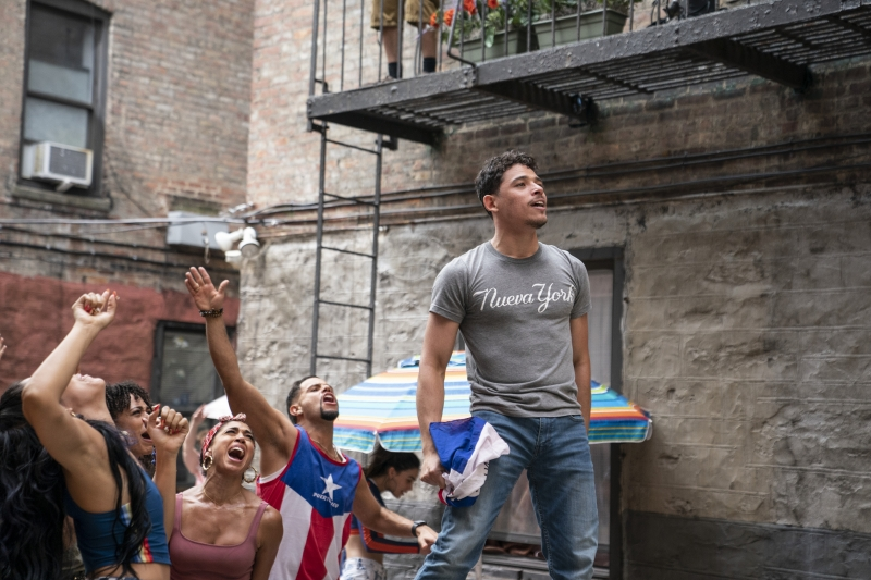 VIDEO: Anthony Ramos Explains Why the World Needs IN THE HEIGHTS- Out Today!