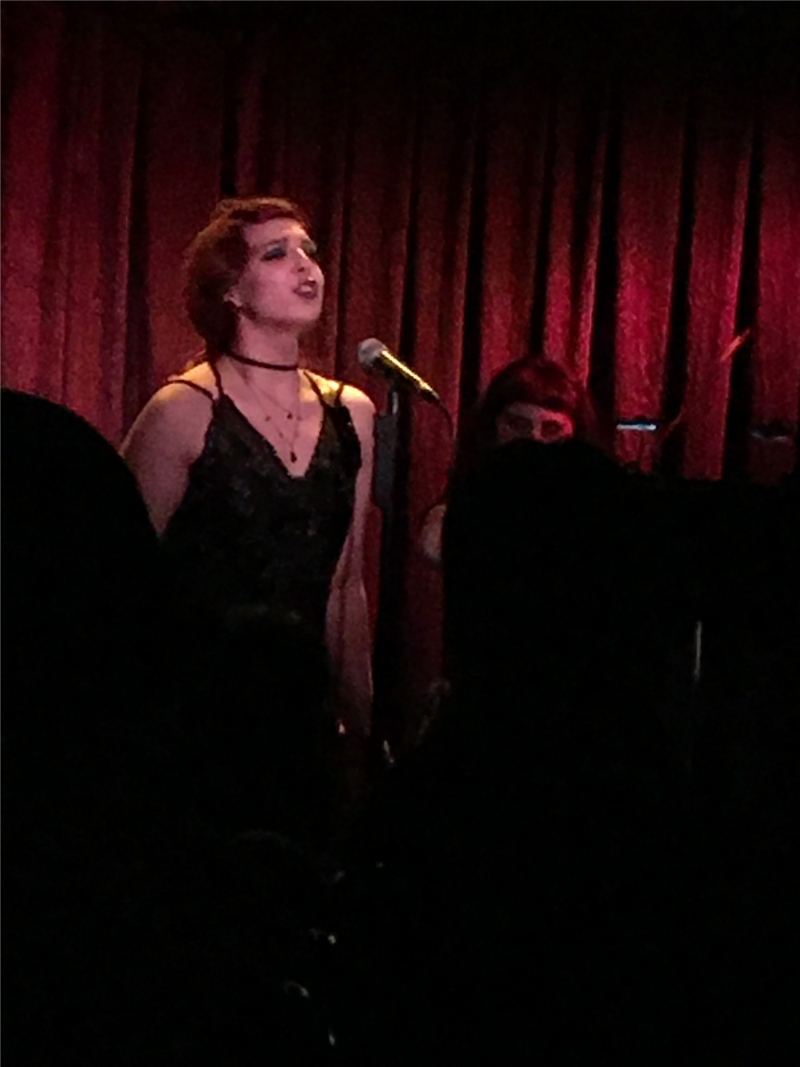 BWW Review: Artemesia Le Fay Brings us a Visitation From GHOSTS OF WEIMAR PAST