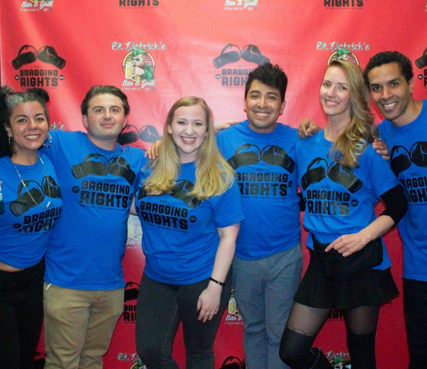 Photos: BRAGGING RIGHTS Opens Off-Broadway