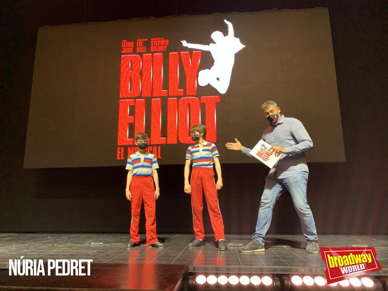 SOM Produce anuncia la llegada de BILLY ELLIOT a Barcelona en octubre