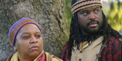 HE AFRICAN COMPANY PRESENTS RICHARD III Will Be Performed at Actors' Theatre of Columbus Photo