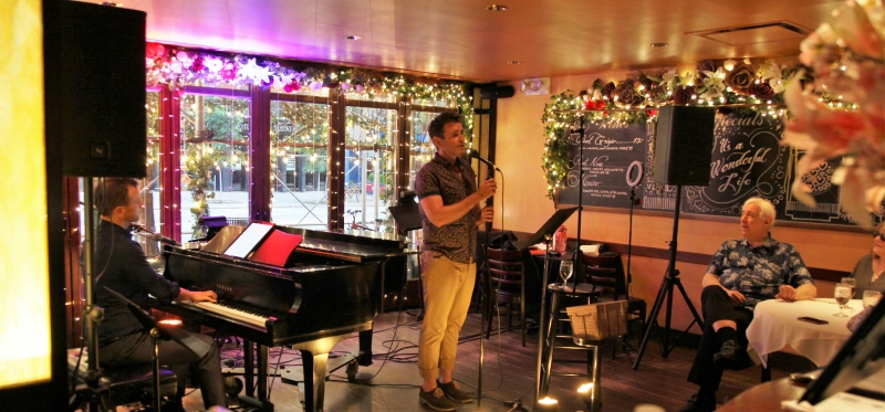 BWW Review: The West Bank Cafe Doubles Down on Delightful Duo Shows