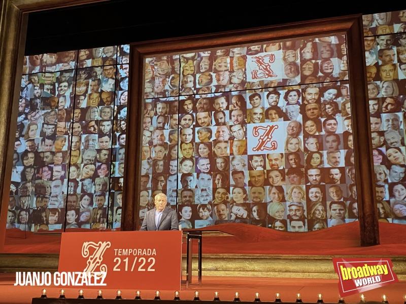 El Teatro de la Zarzuela presenta su Temporada 2021/2022