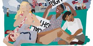 Birmingham Museum Of Art Acquires 'Three Marys: Freedom Riders' By Dawn Williams Boyd Photo