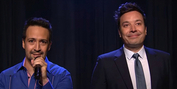 VIDEO: Lin-Manuel Miranda and Jimmy Fallon Perform A Show-Stopping Salute to the Return of Photo