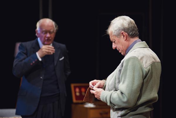 Stephen Boxer, Oliver Ford Davies Photo