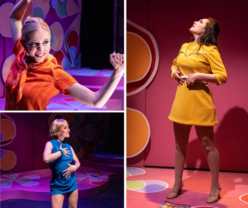 BWW Review: SHOUT! at Town Hall Arts Center