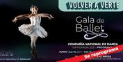 La Compañía Nacional De Danza Reprograma La Gala De Ballet En El Palacio De Bellas Artes Photo
