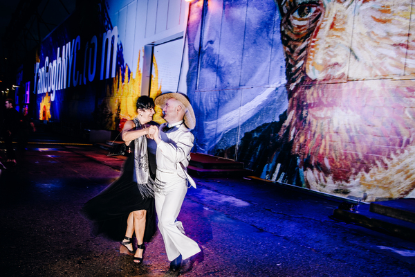 Photos: On the Red Carpet at the Preview Event For IMMERSIVE VAN GOGH