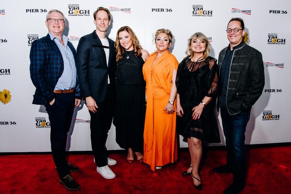 Slava Zheleznyakov, David Korins,  Irina Shabshis, Svetlana Dvoretsky, Maria Shclover Photo