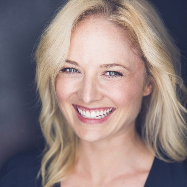 Meet the Stars of Stage Door: Hayley Podschun Can't Wait for Her Re-Opening Night!