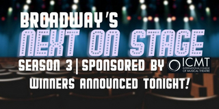 VIDEO: Broadway's Next on Stage Season 3 Winners Announced - Watch Now! Photo