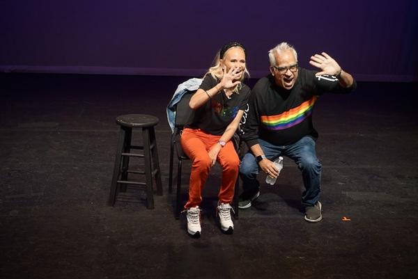 Photo Flash: Kristin Chenoweth's Broadway Bootcamp Gets Ready for the 2021 Kristi Awards!