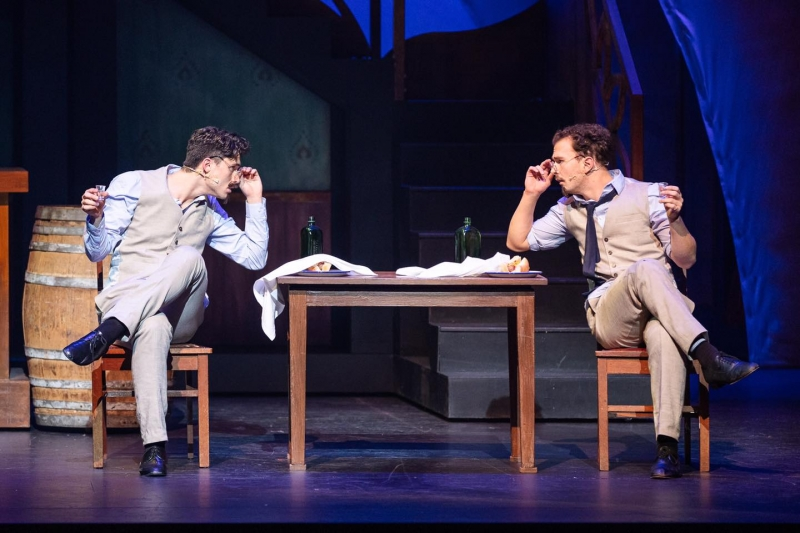 BWW Review: CRAZY FOR YOU at His Majesty's Theatre