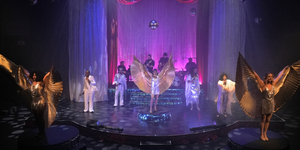 BWW Review: BLAME IT ON THE BOOGIE at Musical Theater Heritage Photo