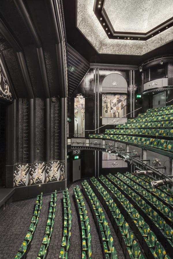 Photos: First Look Inside the Newly Restored Trafalgar Theatre
