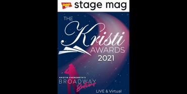 Check Out the Stage Mag For the KRISTI Awards, as Part of Kristin Chenoweth's Broadway Boo Photo