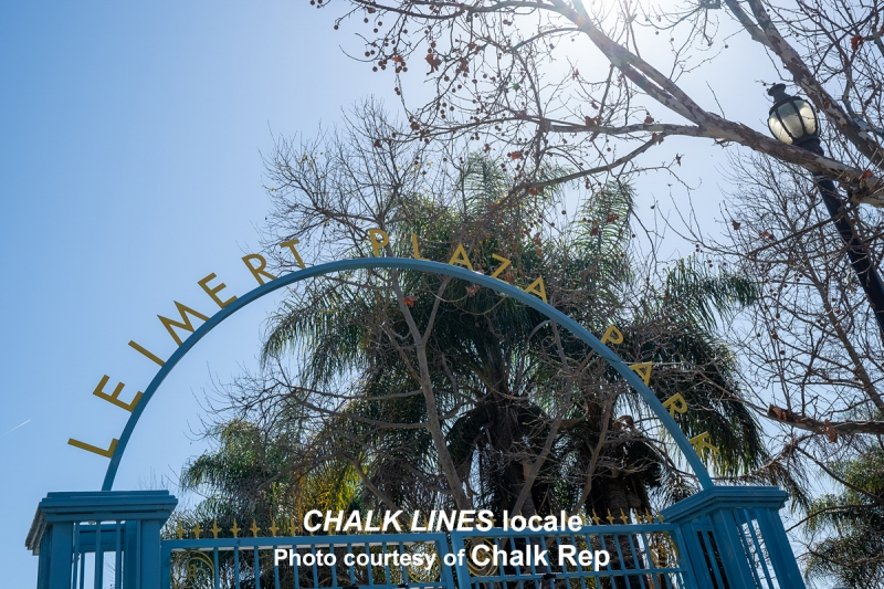 BWW Interview: Director Jennifer Chang On Drawing CHALK LINES