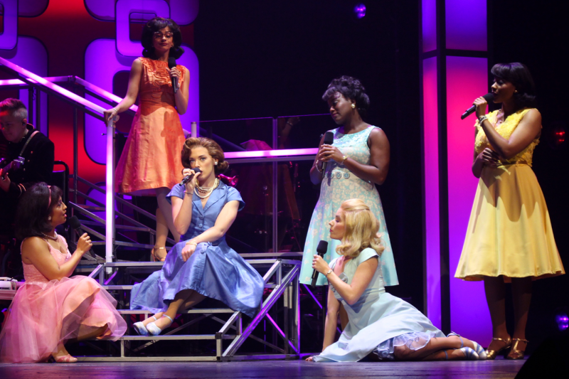 Photos: Isabelle McCalla, Adrianna Hicks, Ashley Blanchet & More Star in Paper Mill Playhouse's BEEHIVE: THE '60S MUSICAL