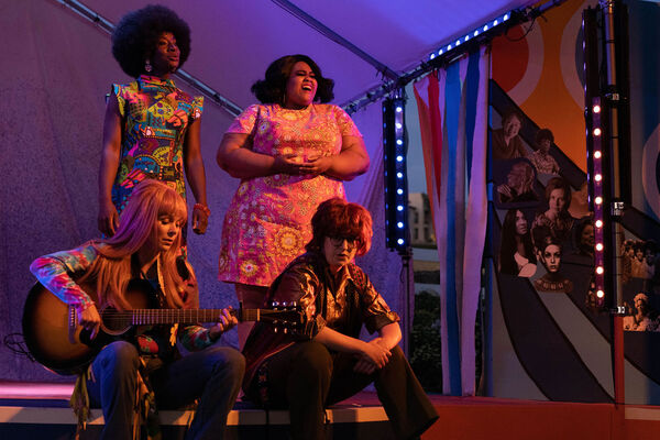 Photos: BEEHIVE: THE 60S MUSICAL Opens at New Village Arts