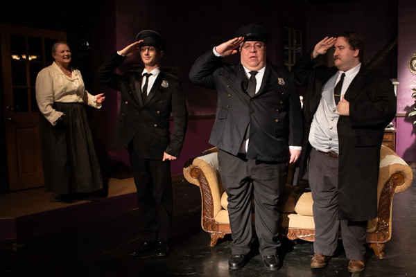 Photos: First look at Performing Arts Creative Ensemble's ARSENIC AND OLD LACE
