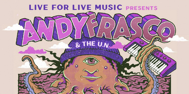 Andy Frasco & The U.N. with Karina Rykman Announced for FEST BY NITE 2021 Photo