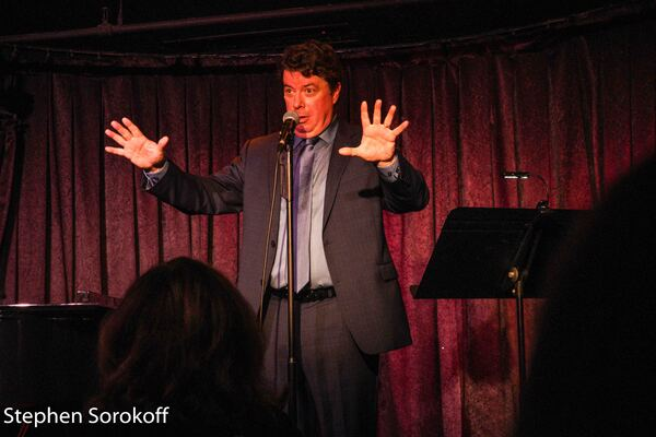 Photos: Dave Konig and Elliot Finkel - Music and Comedy at Don't Tell Mama