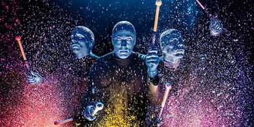 BLUE MAN GROUP Will Return Off-Broadway in September Photo