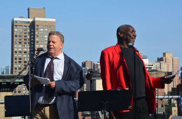 Photos: Go Inside the York Theatre Company's REUNION ON THE ROOFTOP