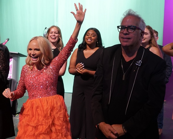 BWW Exclusive: This Year's KRISTI Awards Were Smooth Sailing for Kristin Chenoweth and KCBBC