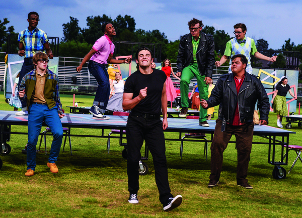 Photos: Outdoor Production of GREASE Opens at Lyric Theatre of Oklahoma