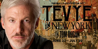 BWW Interview: From WIESENTHAL to TEVYE: The Unstoppable, Energizing Tom Dugan Photo