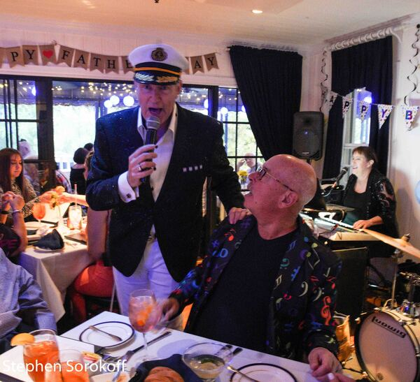 Photos: Rob Russell Celebrates His Birthday with a Performance at Pelican Cafe Cabaret